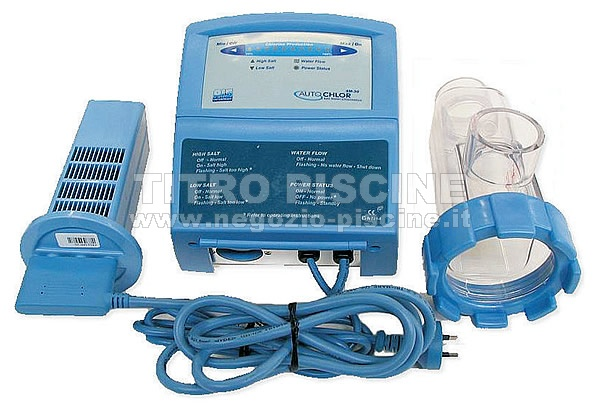 Clorinatore autochlor smc negozio online titro piscine for Clorinatori per piscine