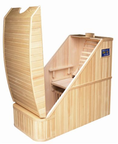 mini sauna a infrarossi bellflower campanellino. Black Bedroom Furniture Sets. Home Design Ideas