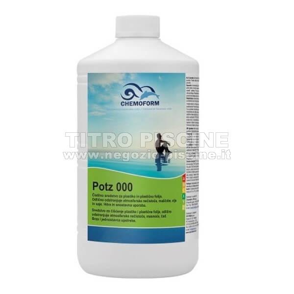 Prodotto per la pulizia Potz 000 (Potz mille) 1L