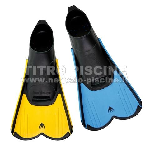 Pinne extra flessibili negozio online titro piscine - Pinne per piscina ...