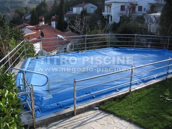 Copertura piscina tutte le offerte cascare a fagiolo - Piscina a fagiolo ...