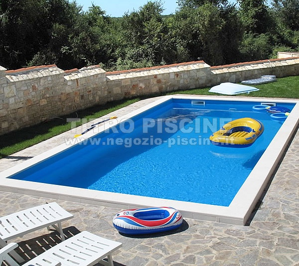 Piscina easypool 6 0 x 3 0 m for Piscine 4 par 8