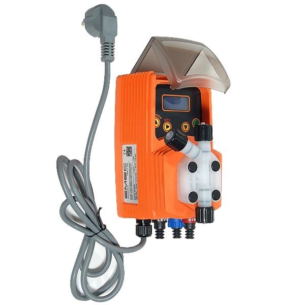 Pompa dosatrice per piscina control ph for Pompa per piscina