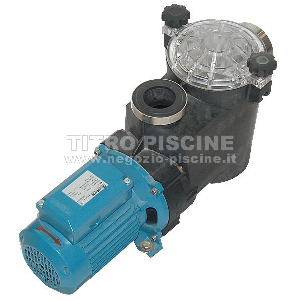 Pompa di circolazione per piscina calpeda tipo mpcm 41 for Pompa per piscina