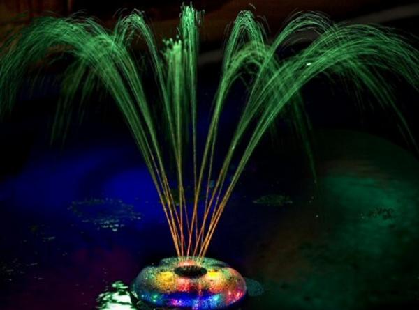Lampade ed effetti di luce per piscine - Luci per piscina ...