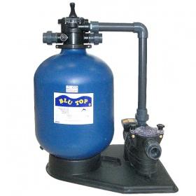Filtro BLU TOP, fi 380 mm