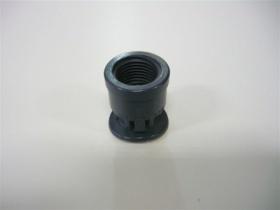 Raccordo particolare per l'incollaggio su tubo PVC con filettatura interna