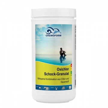 Chlor-Oxy-Schock granulare 1kg