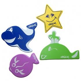 Animaletti affondanti - giocattoli per migliorare le capacità acquatiche