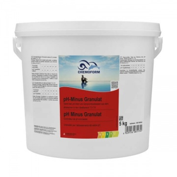 pH Minus granulare 5kg