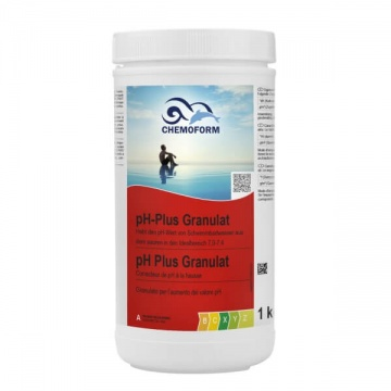 pH Plus granulare 1kg