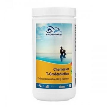 Pastiglie di cloro grandi 200g 1kg