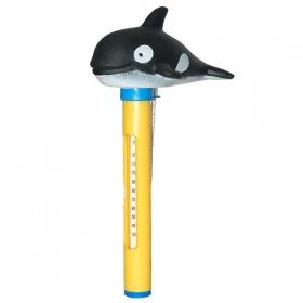 Termometro galleggiante - forma animale