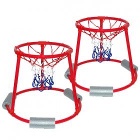 Acqua basket - set di due canestri